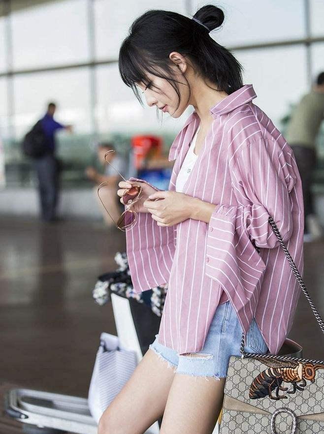 张嘉倪被追经过被曝光,网友:这就是爱情吧