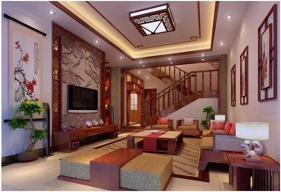 红木家具如何搭配,才有令人赏心悦目的效果-大叶黄花梨