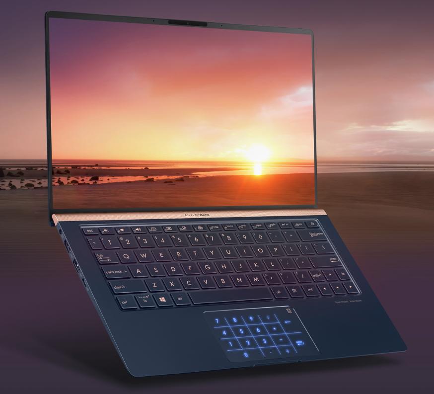 华硕尝试商务本ASUS ZenBook 13 U3300FN