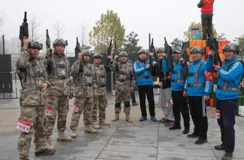 世界之花荣获第五届中国野战运动冠军赛最佳主办单位