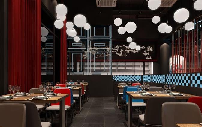 海陆嘉宴更懂消费者的餐厅设计公司
