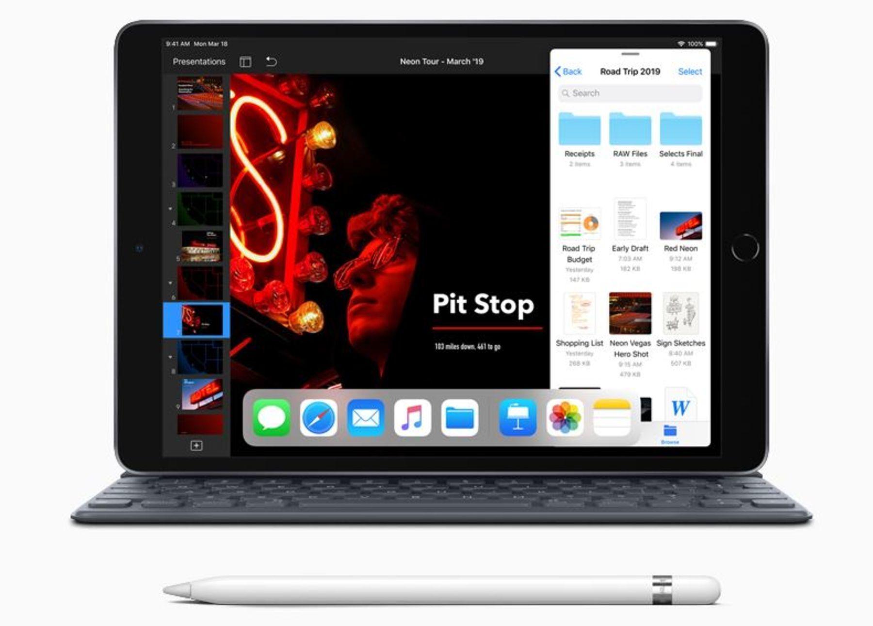 新款iPad要配旧款Apple Pencil 苹果为何要这样做呢?的照片 - 2