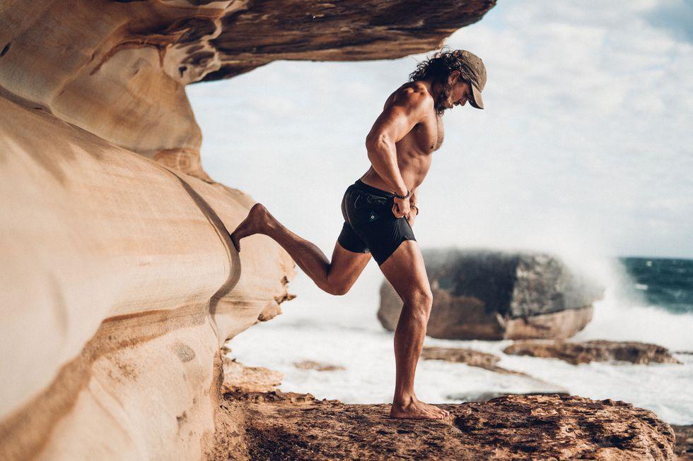 Simon Hill 澳大利亚全素肌肉男神引领体重管理新潮流