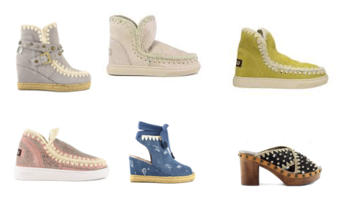 三月踏青鞋履搭配指南 mou 2019春夏系列带来不一样的鞋履体验