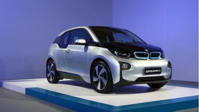 性价比最低的车型?新款宝马i3纯电动汽车即将上市