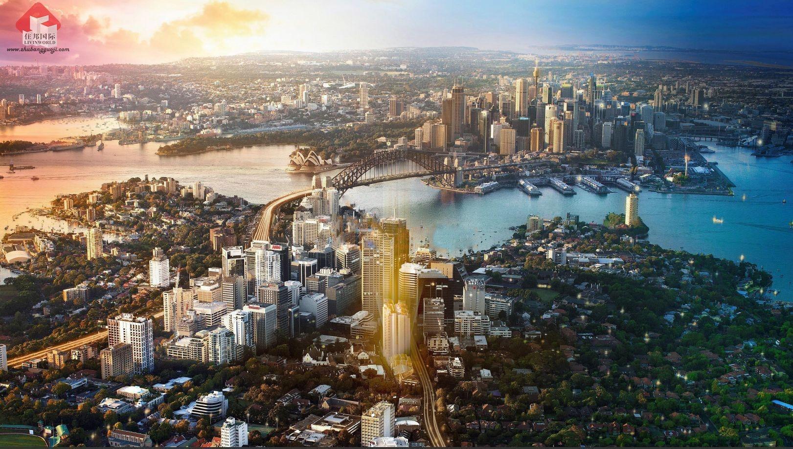 中国资本重新返回澳洲房地产!一年狂洒13亿,以前旧账一笔勾销?:澳洲资本