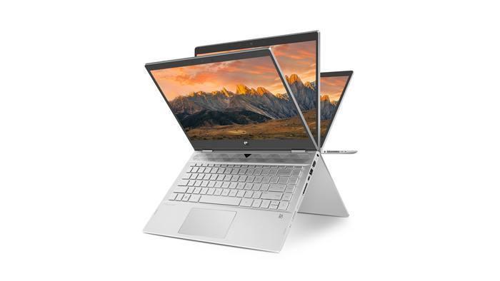 品质轻薄办公:惠普星系列x360变形笔记本