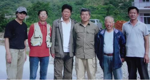 远山的呼唤——专访知名国画家冯和田