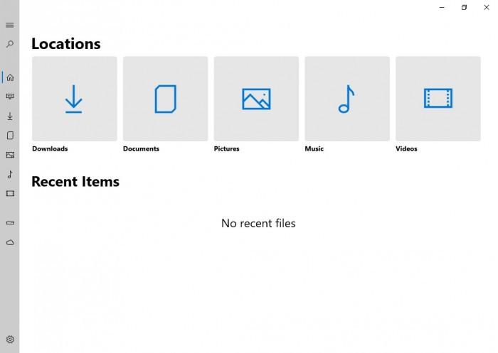 启用Fluent设计的资源管理器有望年底前和大家见面的照片 - 4