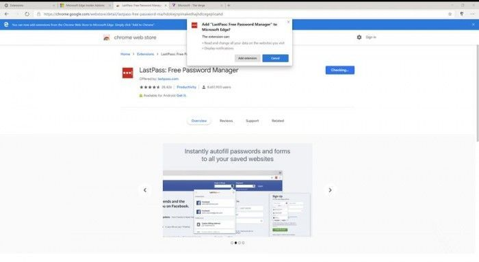 Chromium版Edge初探:或许会成为你的默认浏览器的照片 - 9