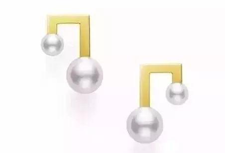 Balance note系列耳环