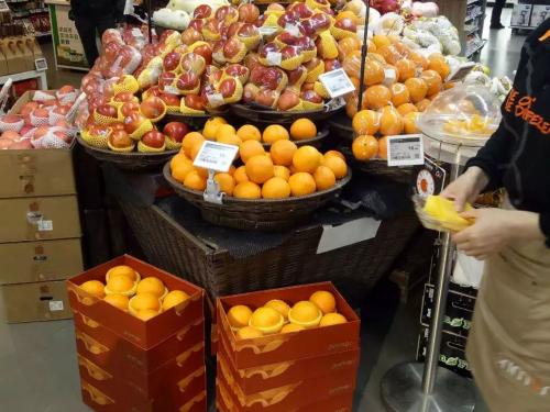 轻奢进口橙Primor乐橙正式入驻华润万家Ole'精品超市