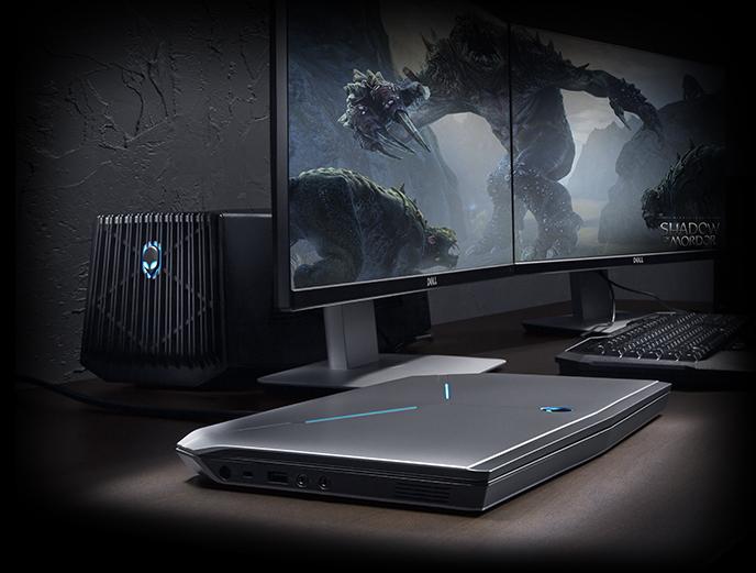 降低门槛易携带游戏竞技本:2015 Alienware 13