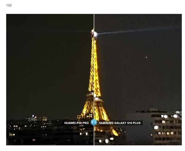 华为P30 Pro夜拍实测:对比S10+和Pixel 3 结局意外的照片 - 15
