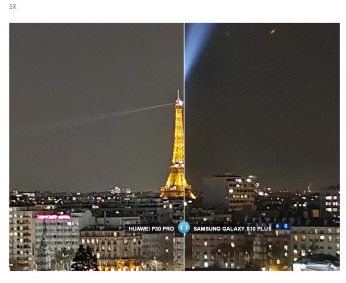 华为P30 Pro夜拍实测:对比S10+和Pixel 3 结局意外的照片 - 14