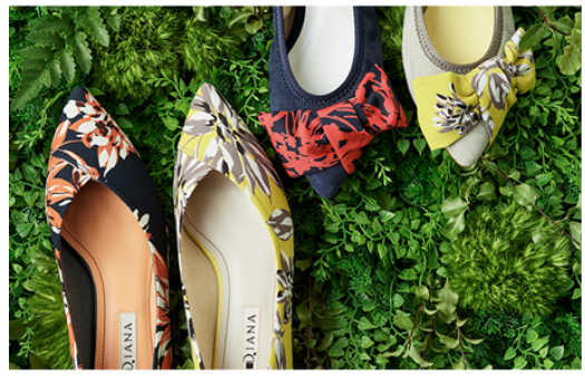 DIANA SHOES 一个拥有60年以上历史的日本皮鞋品牌
