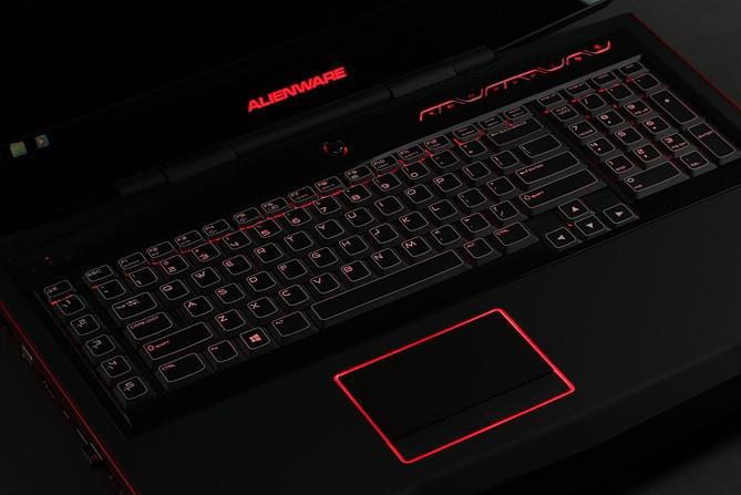 外星人笔记本连载评测:2013款 Alienware M18x R2
