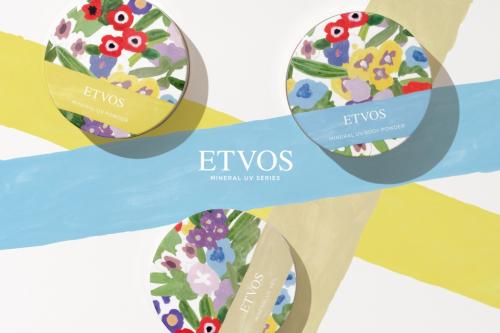 ETVOS|夏季限定款隆重上市,全新的礦物UV帶你感受極致的護膚體驗