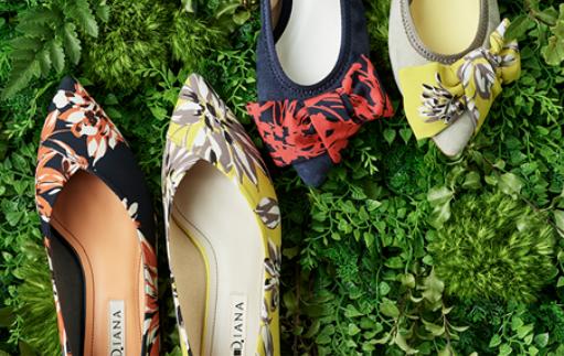 DIANA SHOES 一個擁有60年以上歷史的日本皮鞋品牌