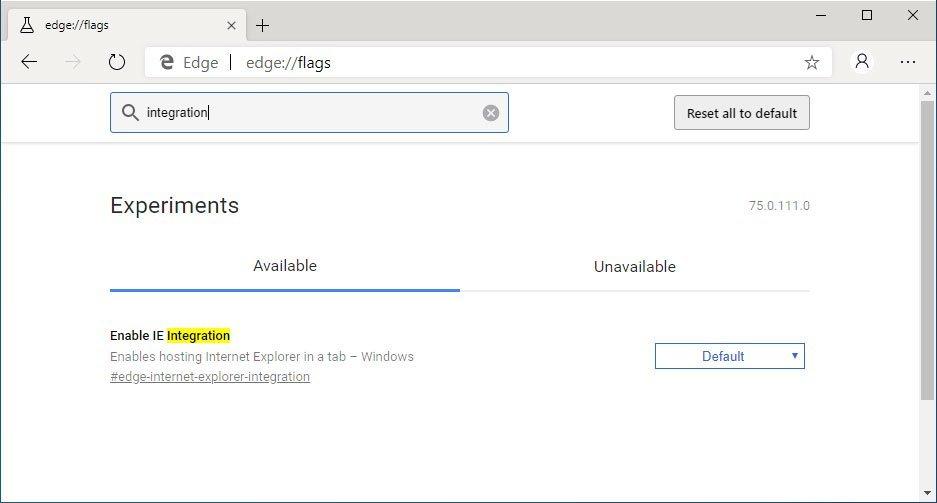 新版Edge浏览器或将拥有两个不同的浏览器内核的照片 - 3