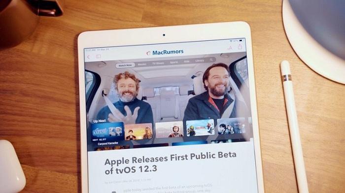 苹果2019新款iPad Air 3与iPad mini 5上手的照片 - 3