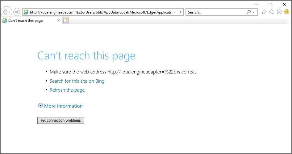 新版Edge浏览器或将拥有两个不同的浏览器内核的照片 - 5