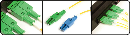 """美国西蒙推出单护套APC LC BladePatch,完善单模光纤产品线"""""""