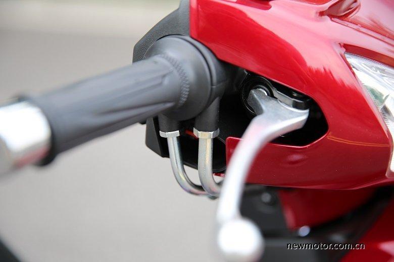 125cc型踏板车豪爵VH125Fi