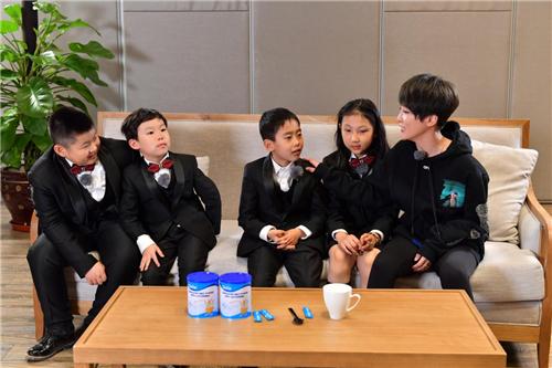 新西特Slaite携手浙江卫视《大冰小将》助力儿童成长