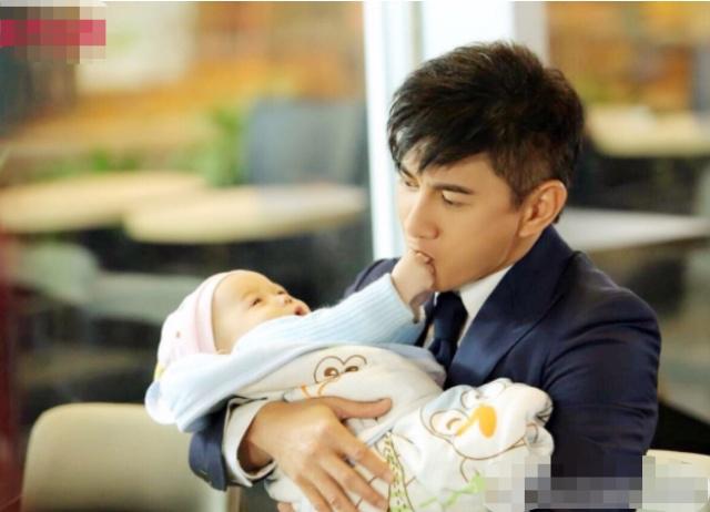 刘诗诗预产期被曝光在5月份,吴奇隆将要当爸爸