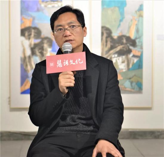 """""""叠彩化境2019――曾军艺叠彩山水画""""品鉴会"""