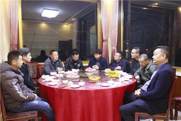 唐山市中小企业创新发展商会第十一团走访团员收官圆满结束