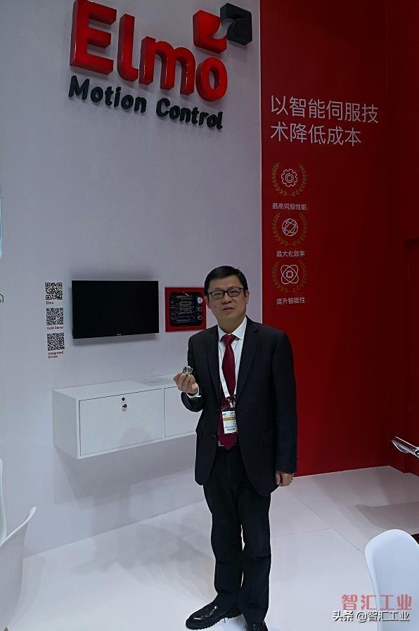 无刷直流电机减速箱,世界最强大的迷你型伺服器驱动器——埃莫助力中国智能制造_产品