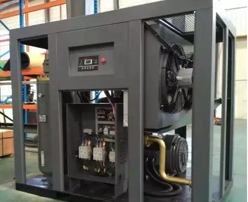 如何让永磁变频空压机电机不退磁?
