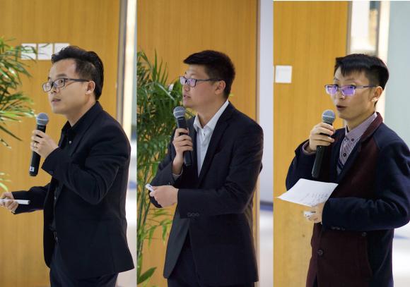 证经学社首期前沿资本分享会成功举办 科创板专题演讲