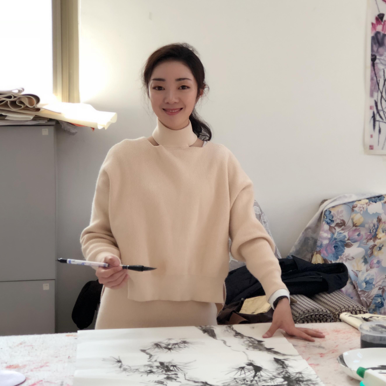 一级美术师 王雨