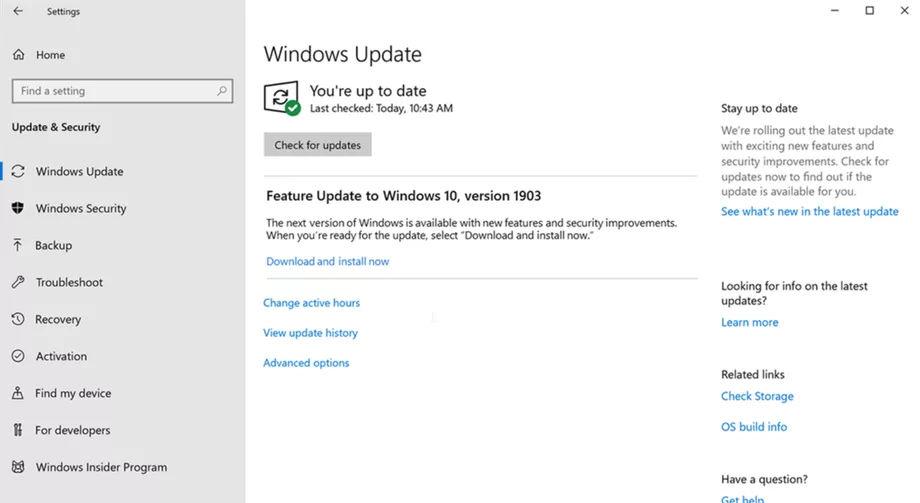 微软即将面向测试人员推出Win10 2019年5月更新版的照片 - 2