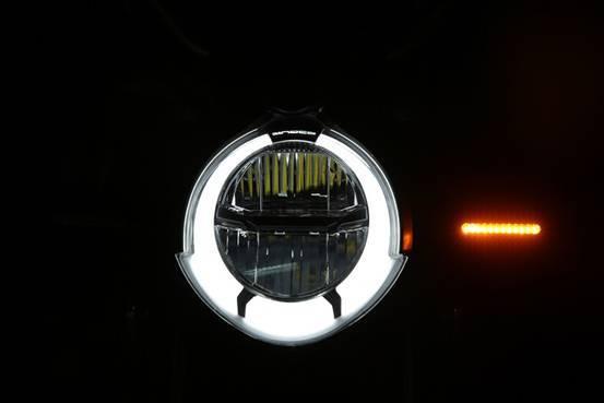 娱乐大玩具大排摩托MINI车型:大隆宇丰小幽灵