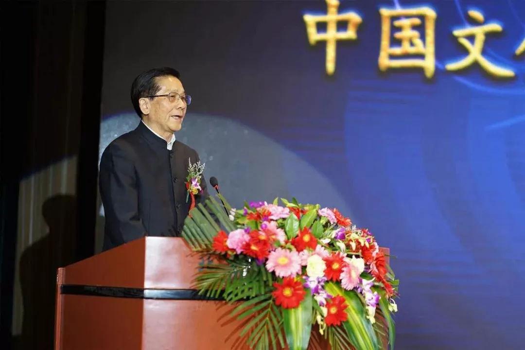 著名艺术家王华明出席北京国际会议中心:2019中国文化艺术人才库合作发展大会及系列大