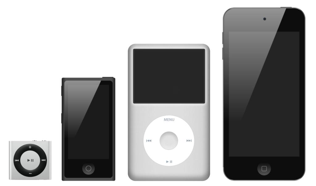 苹果产品的三种死法的照片 - 3
