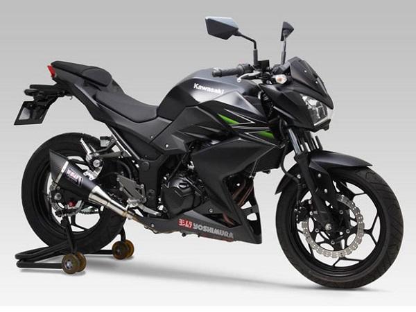 日系品牌250cc街车之:川崎Z250