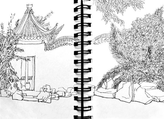 彩墨神韻——當代著名畫家全漢東繪畫藝術