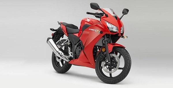 日系品牌250cc街车之:本田CBR300R