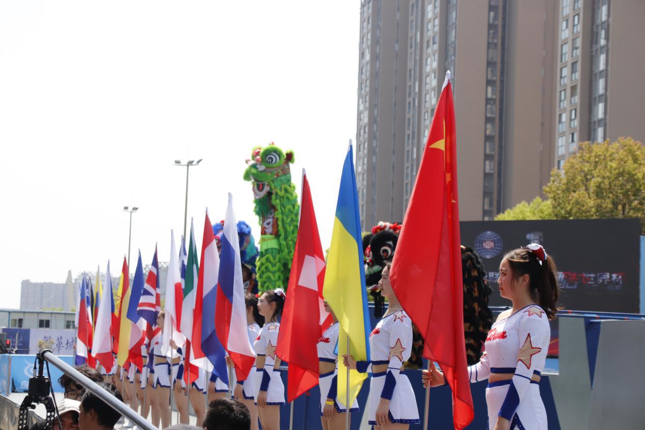 2019国际体操联合会跑酷世界杯火爆开幕,30余名国际顶尖跑酷选手等你来战
