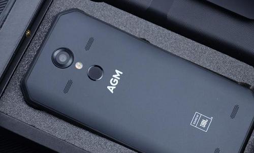 适合送给父母的智能手机?这款AGM H1更合适