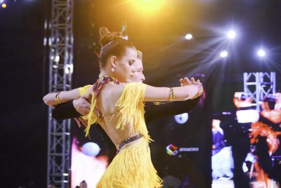 首届2019中国·南京国标舞全国国标舞盛会开幕典礼