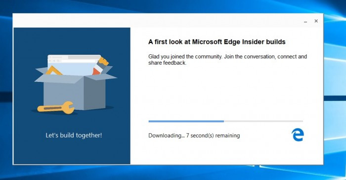 微软Chromium Edge浏览器下载与试玩 新界面抢先看的照片 - 3