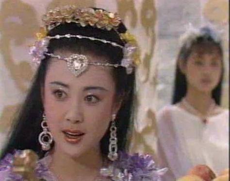 最老版封神榜妲己_演过妲己的女演员,傅艺伟、温碧霞、范冰冰、王丽坤....都有抹 ...