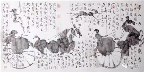 """""""王阔海新汉画艺术馆""""揭牌仪式和学术研讨会的专家发言——著名美术评论家张明"""