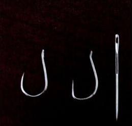 缝衣针鱼钩